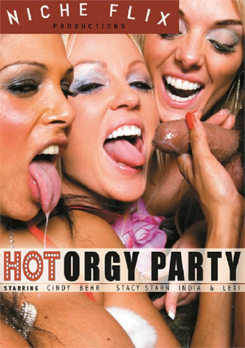 Hot Orgy Party