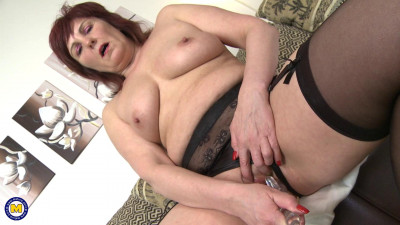 Naughty Red Head Likes To Play With Multiple Toys